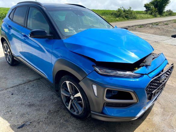 Hyundai Kona 1. 6 T-GDI, 177 ph. , 4x4, Automatic, 2018, 80 000km