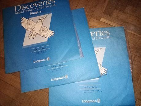 Vinil- Curs limba engleza ( 3 discuri)- Longman