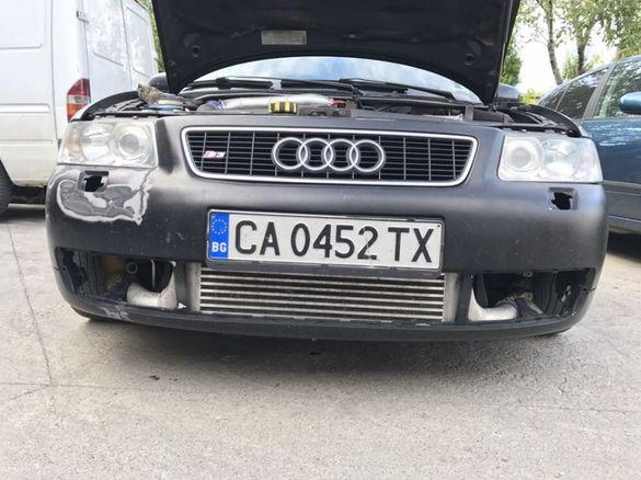 Audi S3 400 HP проект на части