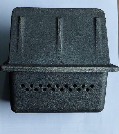 Чугунена кошничка за пелетна камина Burnit/ Бърнит