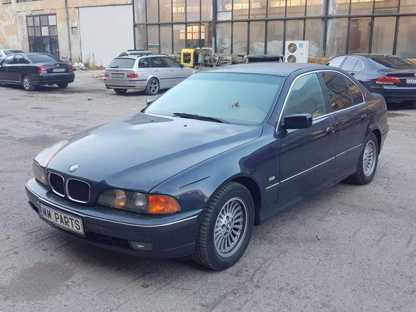 BMW E39 530Д 184к.с. автоматик седан НА ЧАСТИ!
