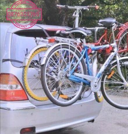 Стойка за Багажник автомобил за велосипед велосипеди за автомобили