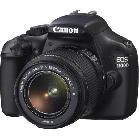 Vand Canon 1100 d cu obiectiv 18-55