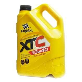 Моторное масло Бардаль 10W40 5л
