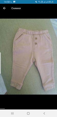 Бебешки дрехи(панталон,блузка,комплект)Zara,Reserved,Waikiki