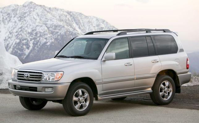 Toyota Land Cruiser 100 VX по запчастям