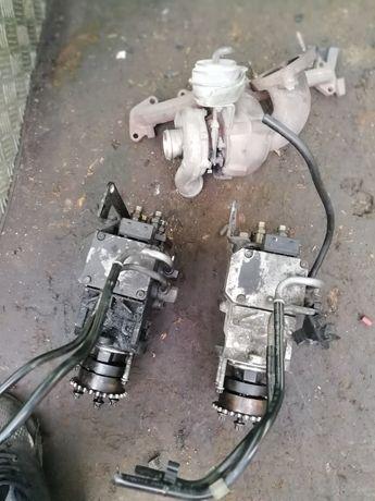 Гнп та за Опел свалени от работешти коли с номера011 и турбина за опел