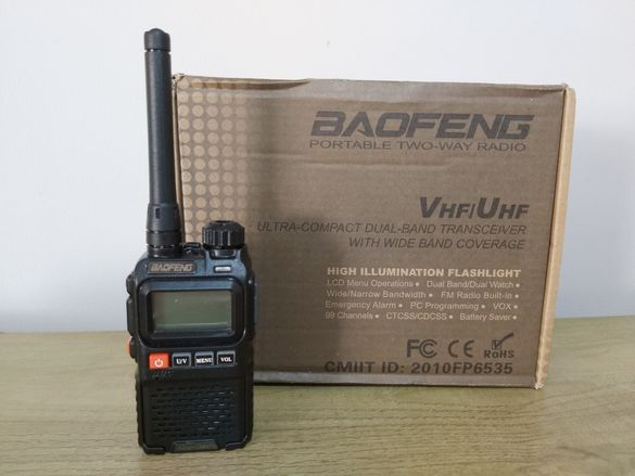 Радиостанция Baofeng - нова