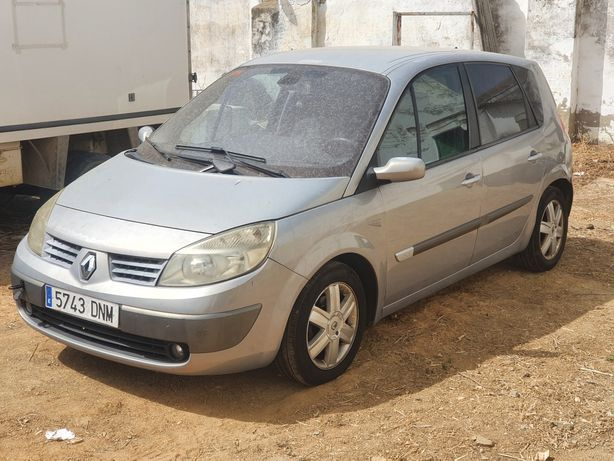 Piese renault scenic 2