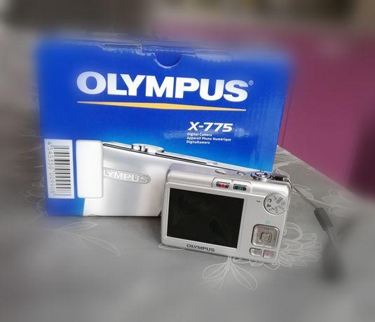 Фотоапарат OLYMPUS X-775 + калъф