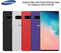 Husa Silicon Samsung S10 Plus , Originala Samsung
