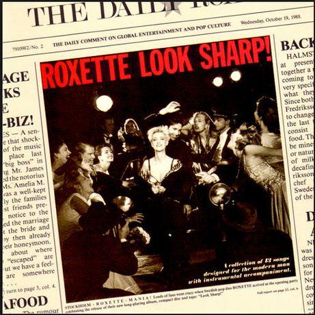 Roxette пластинка винил