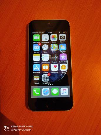 Срочно продам iPhone SE