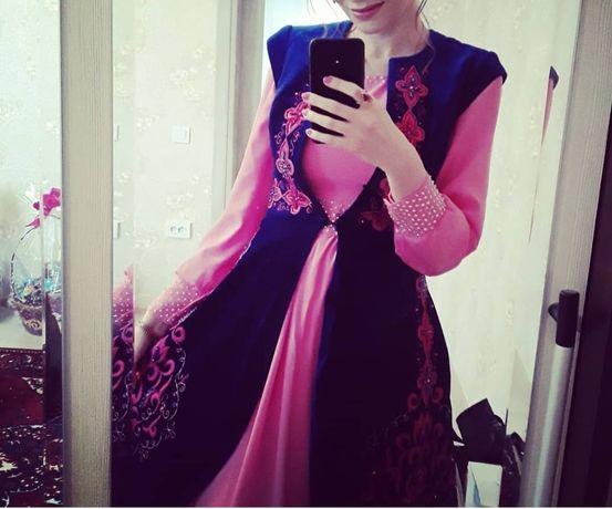 Камзол с платьем