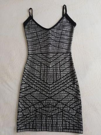 Сребриста рокля