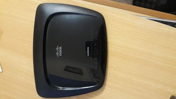 Рутер Cisco-Linksys - WRT120N