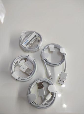 Кабел USB Зарядно За Айфон iPhone 5 5S 6 6S SE 7 8 X XS 11 11Pro