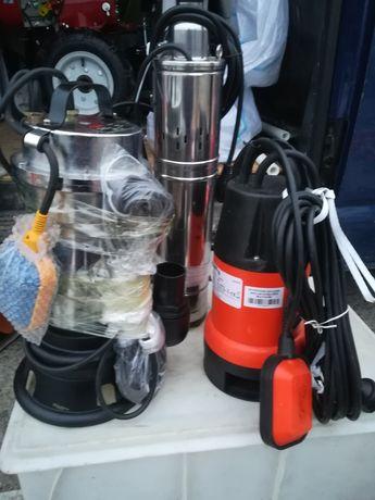Pompa apa murdara și potabila