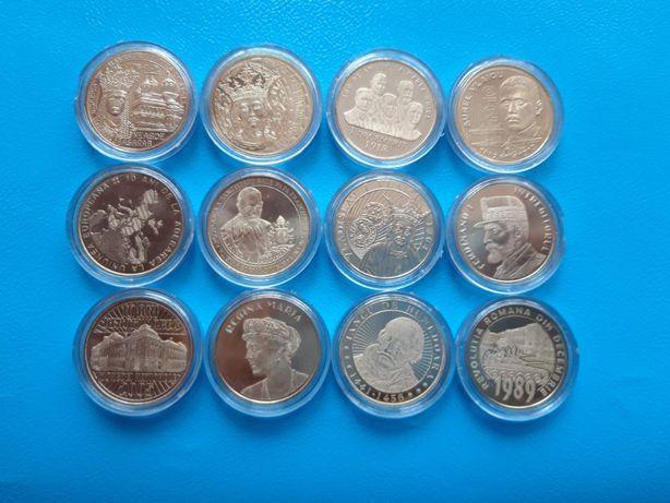 Set monede aniversare 50 bani - BNR