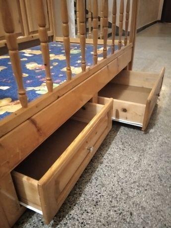 Детски легла с матрак