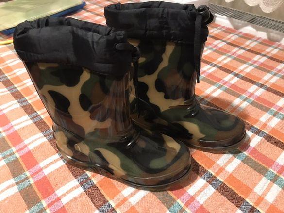 Детски силиконови ботуши за дъжд и сняг;Летни дрешки са вкъщи