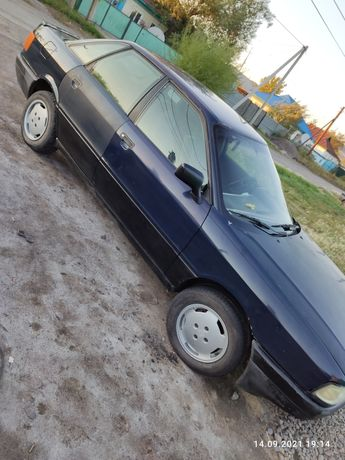 Ауди80 1989года выпуска