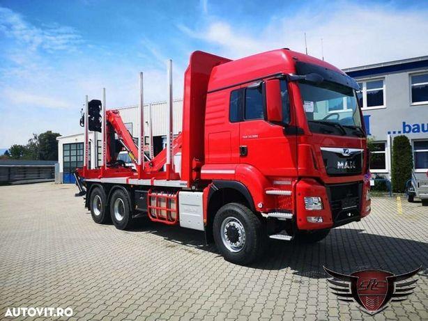 MAN TGS 33.510 6x6 Euro 6 2020 Nr. int 11282 Leasing Cap tractor Man Euro 6 2020 Avans leasing de la 10%