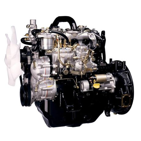 Motor Isuzu 4JB1 pentru mini excavator, incarcator, etc