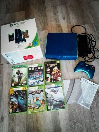 Xbox 360,500 GB +5 jocuri