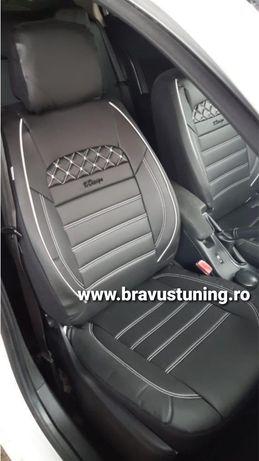 Huse scaun auto Piele Ecologica Opel Astra G,H,BMW,Audi, Passat,Duster