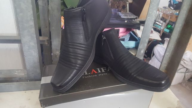 Продам ботинки демисезонные мужские новые