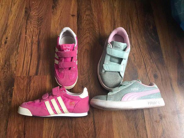 Adidas Puma детски маратонки