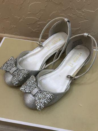 Туфли детские размер 28