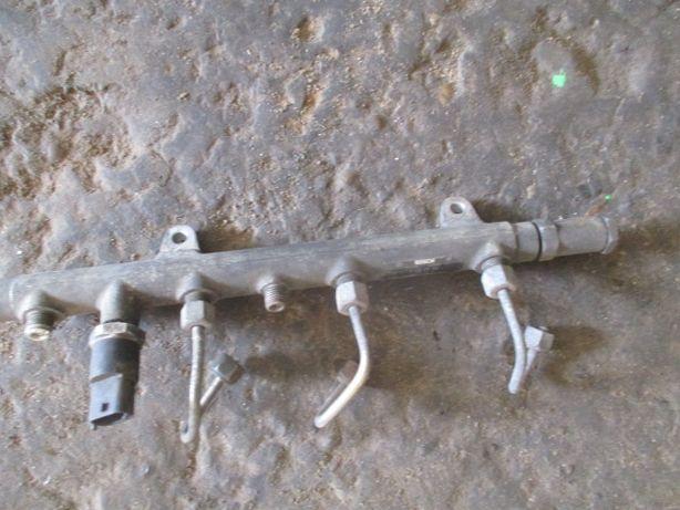 Rampa injectoare senzor Renault Laguna 2 Scenic Megane motor 1,9 DCI