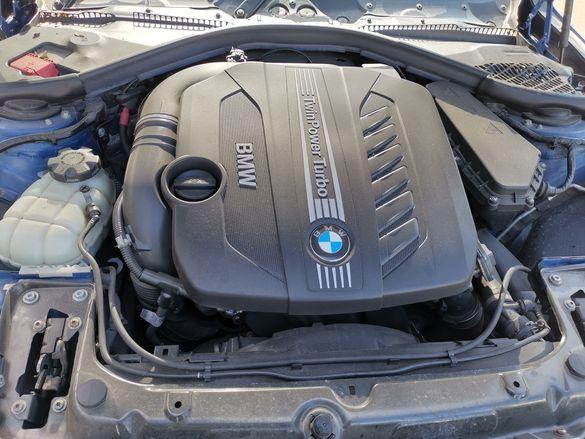 Двигател ф30 330д 258кс N57D20A 330d 530d 730d x5 x6 ф10
