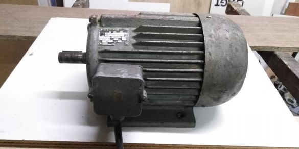 Електродвигател трифазен