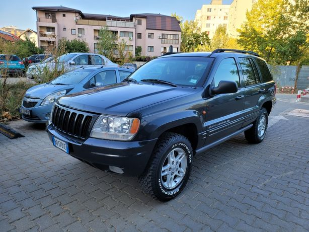 Jeep Grand Cherokee Limited Automat Stare ca Noua Variante