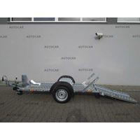 Remorca transport moto 2450x880 de 750 kg C.I.V inclus