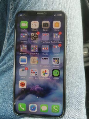 Iphone X 64 Gb negru 78% baterie