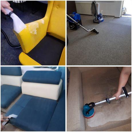 Curatare spalare mocheta canapele saltele covoare tapiterii