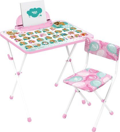 НОВЫЙ! Комплект детской мебели! Детский стол со стулом!