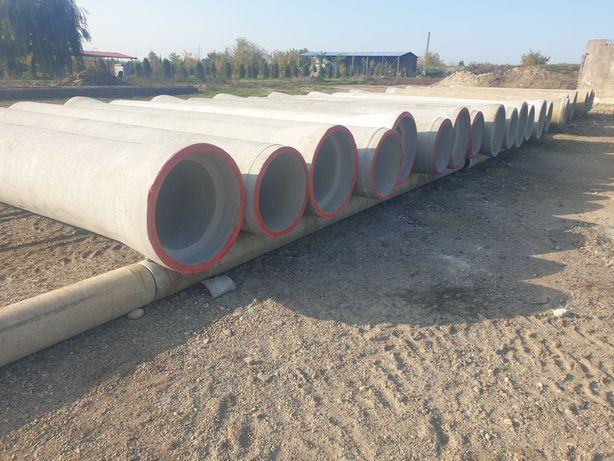 Societatea noastră Vinde tuburi din beton armat