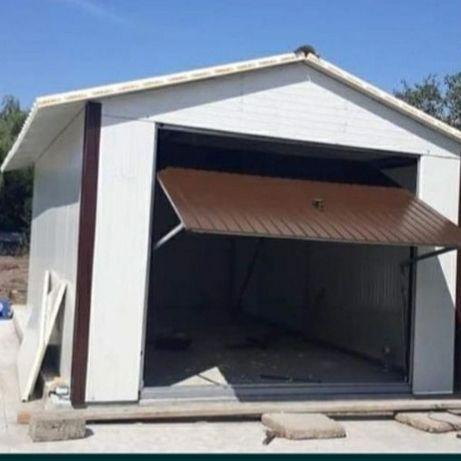 Case modulare Garaje