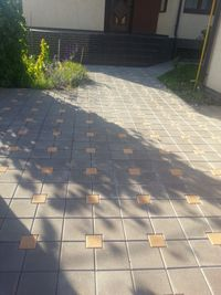 Pavaje din beton vibrocomprimat