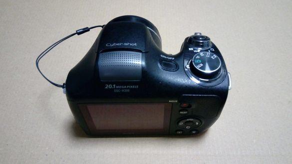 Спешно фотоапарат sony H300