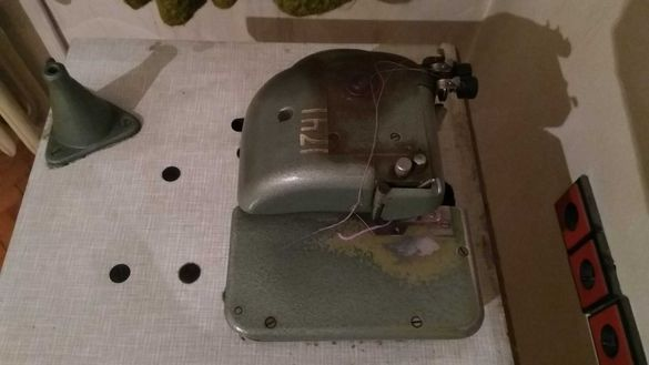 Професионална шевна машина немска трифазна