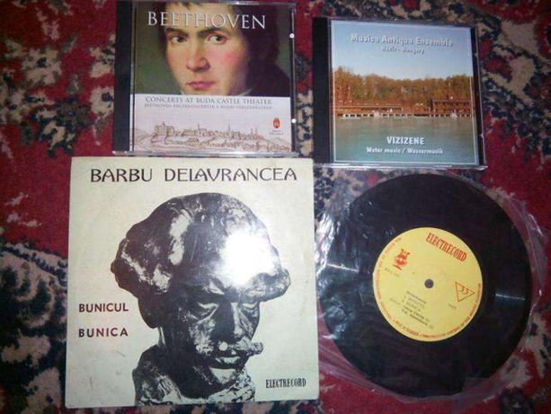 Vand set 2 CD-uri muzica clasica de colectie Beethoven si altii