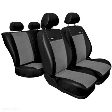 Huse auto pentru scaune DEDICATE Opel Zafira B 2005-2011, 5 locuri