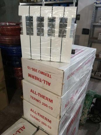 Алуминиев радиатор ALL THERM H200 Промоция!!! 14.70 с ДДС