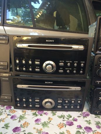 ford cd sony